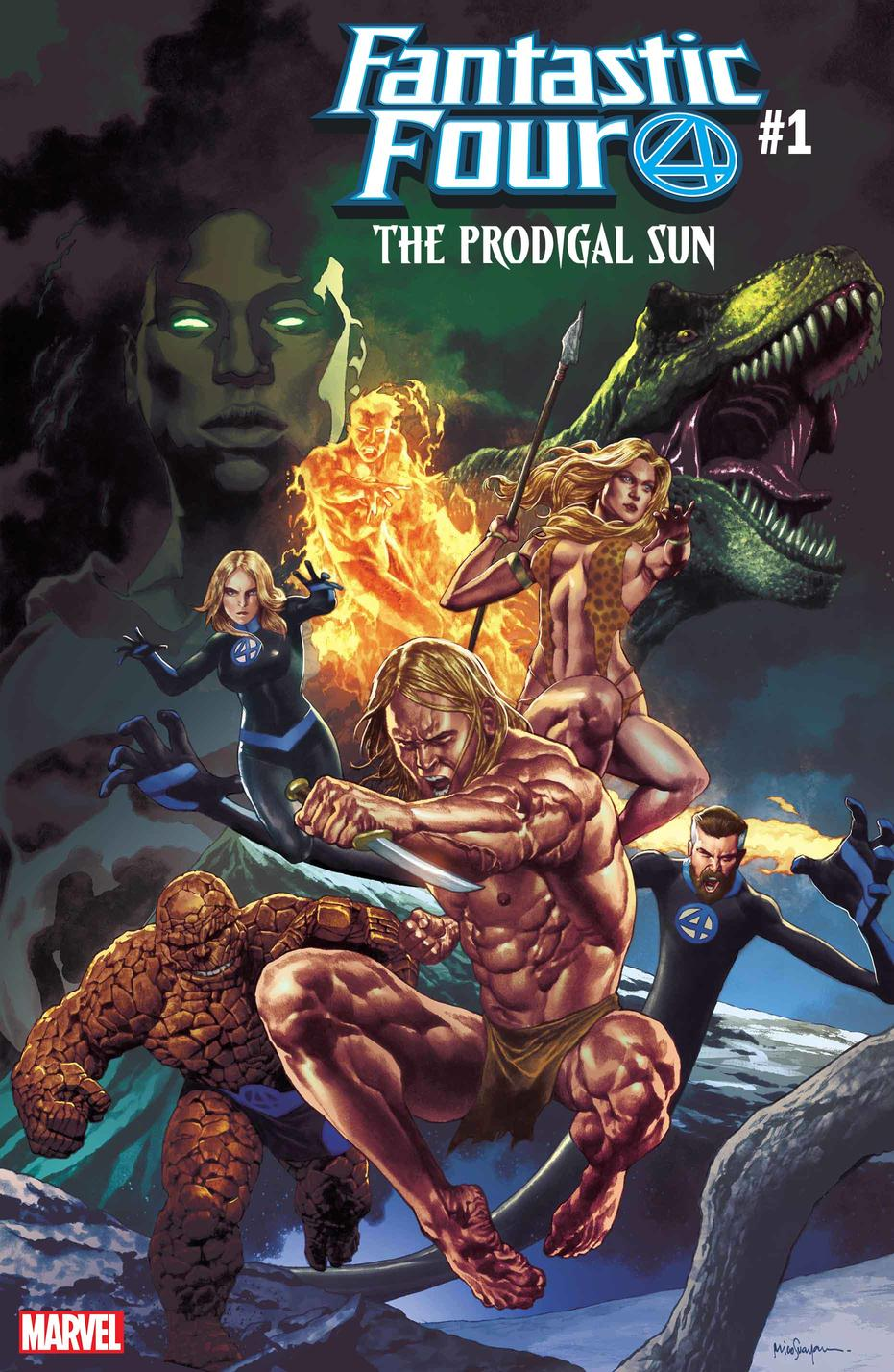 Fantastic Four: The Prodigal Sun