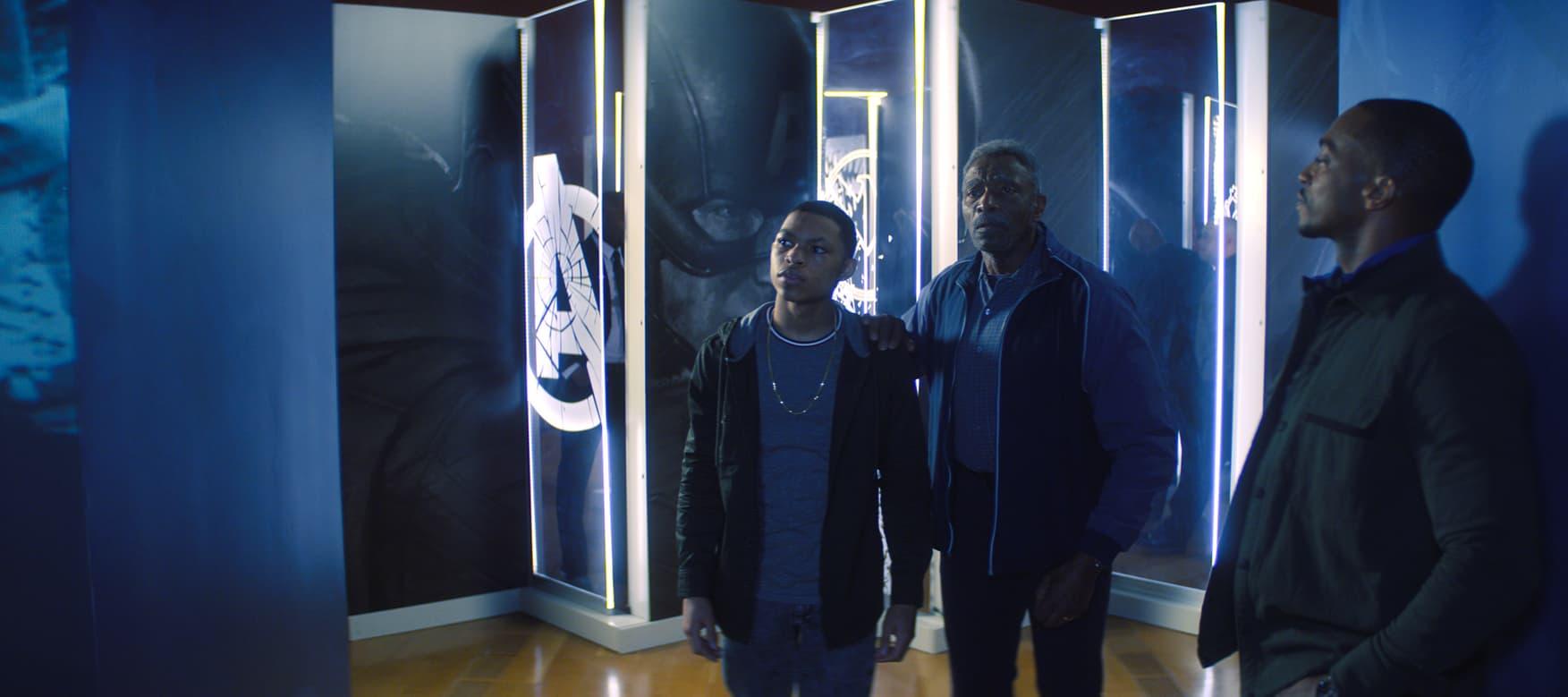 Isaiah and Eli Bradley