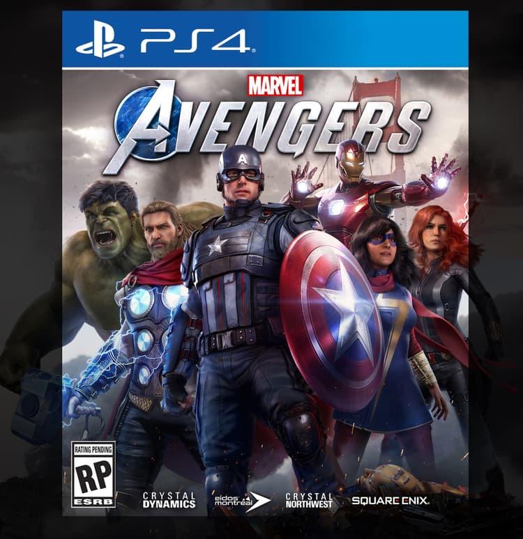 Square Enix Releases Marvel's Avengers Pre-Order Trailer