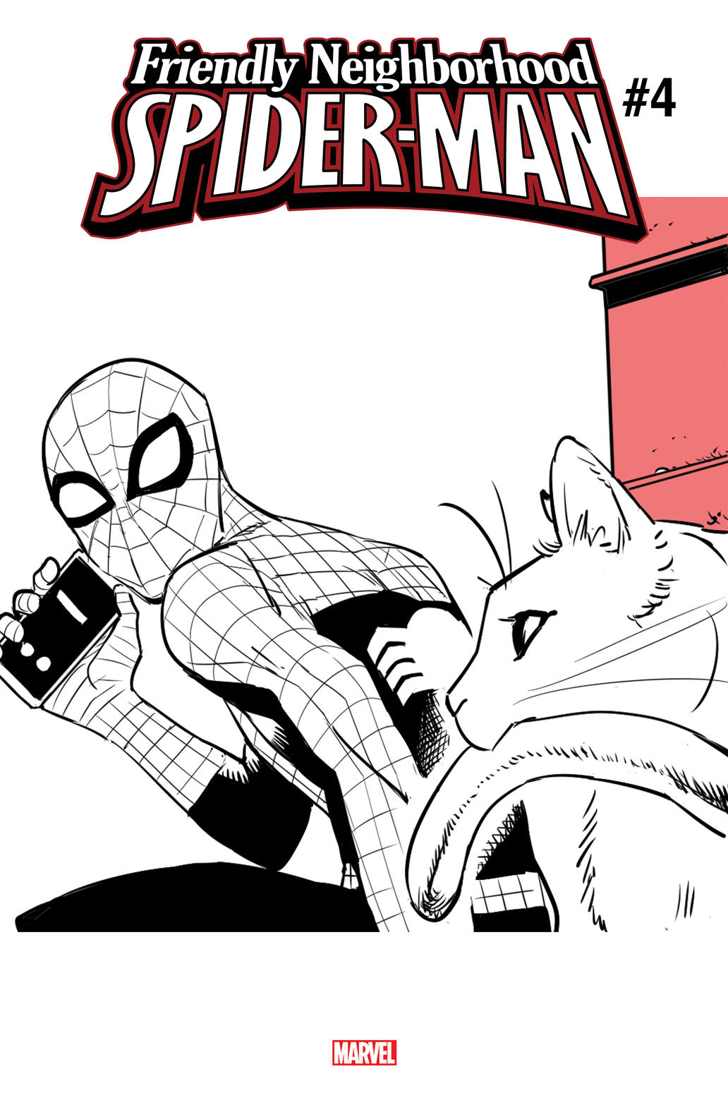 Nao Fuji Marvel Meow Friendly Neighborhood Spider-Man