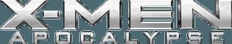 X-Men: Apocalypse Movie Logo