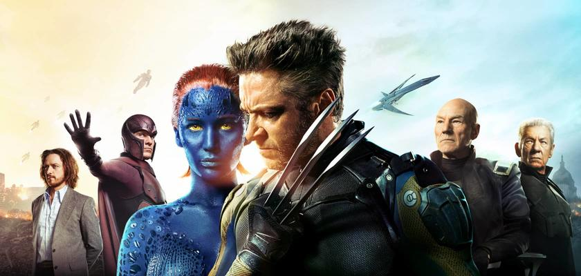 X-men days of future past with 20th century fox