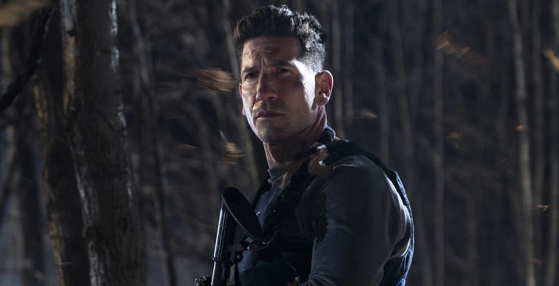 "Jon Bernthal as Frank Castle in ""Marvel's The Punisher"" Season 2"
