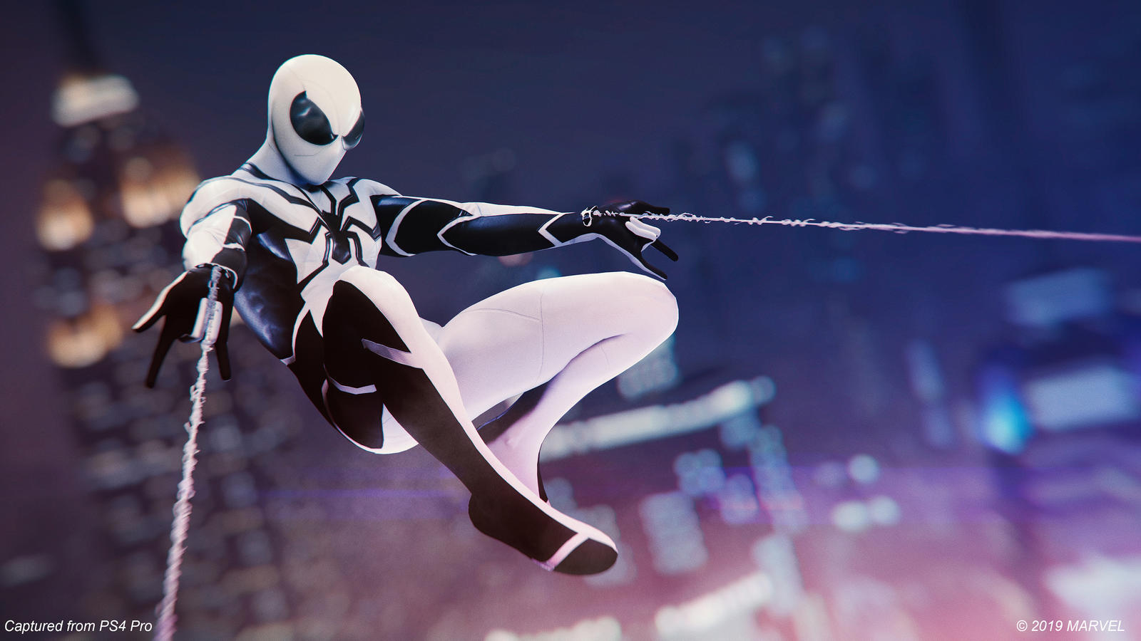 Marvel's Spider-Man Future Foundation suit