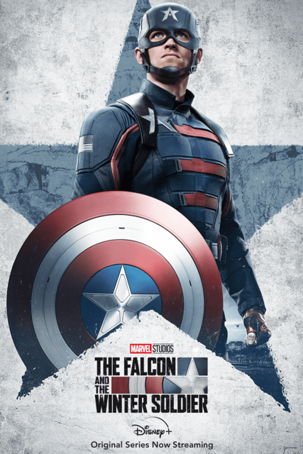 New 'The Falcon and The Winter Soldier' Character Poster Introduces John  Walker | Marvel