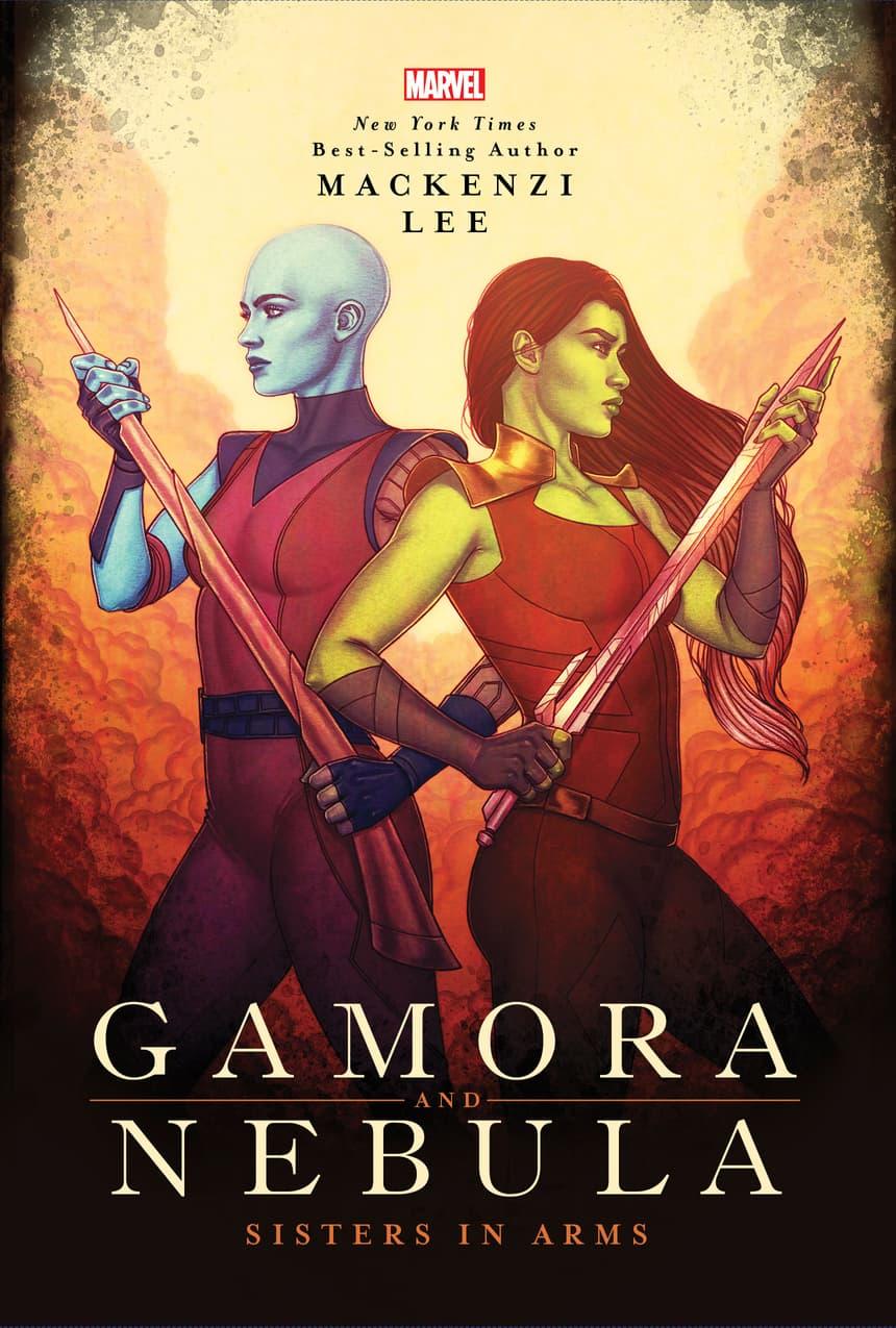 Gamora & Nebula: Sisters in Arms