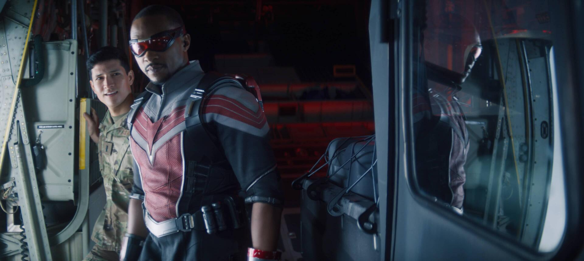 'The Falcon and The Winter Soldier' Episode 2