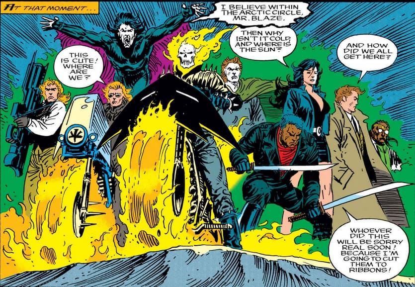 Ghost Rider #31