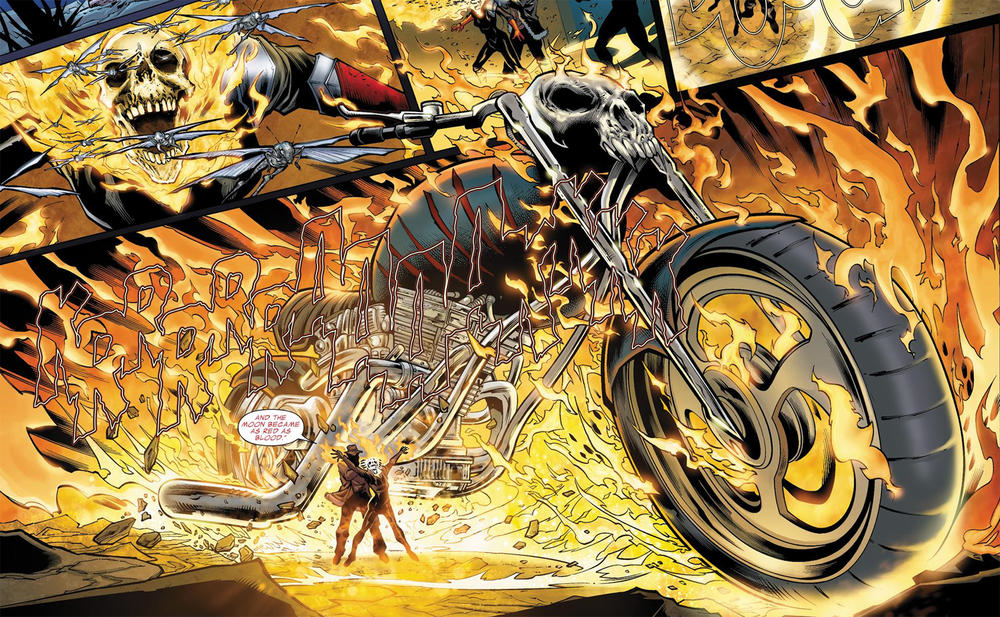Ghost Rider myth