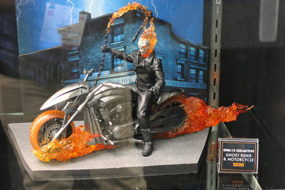 Ghost Rider figure