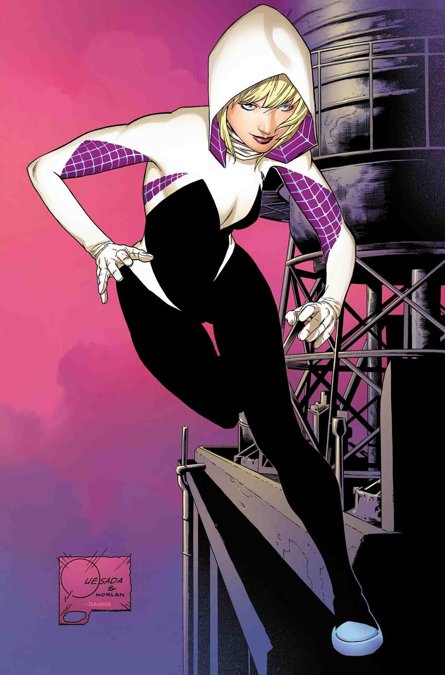 Ghost-Spider Spider-Gwen Gwen Stacy