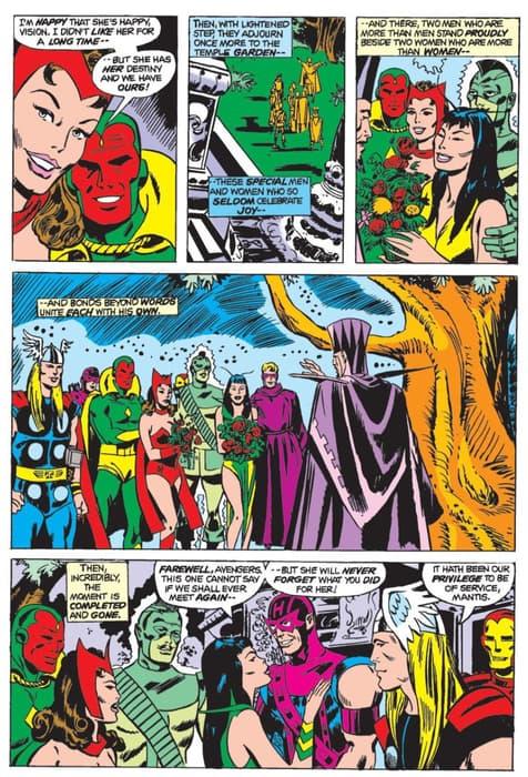 Giant-Size Avengers Celestial Madonna