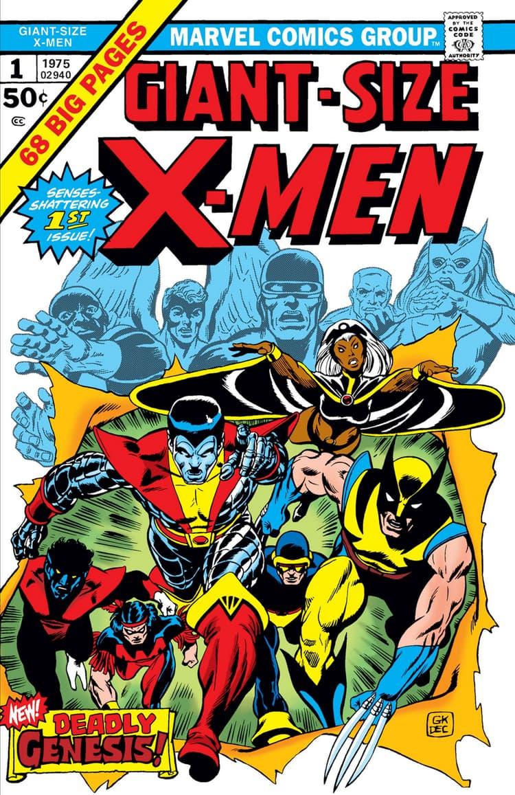 Giant-Size X-Men #1