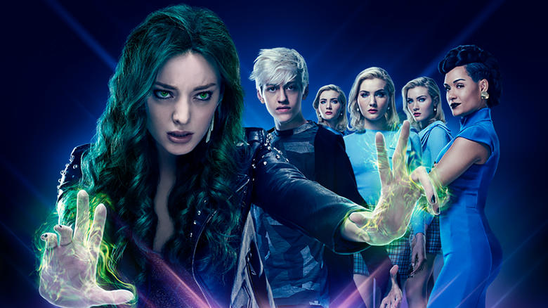 It's Time to Pick a Side in 'The Gifted' Season 2 Poster