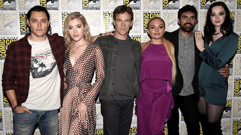 'The Gifted' Cast on Season 2 and the Aftermath of the Mutant Underground Rift