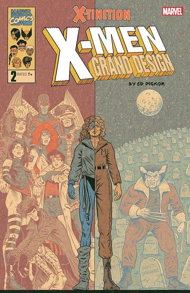 X-Men: Grand Design - X-Tinction (2019) #2 (of 2)