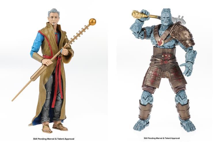 Grandmaster and Korg