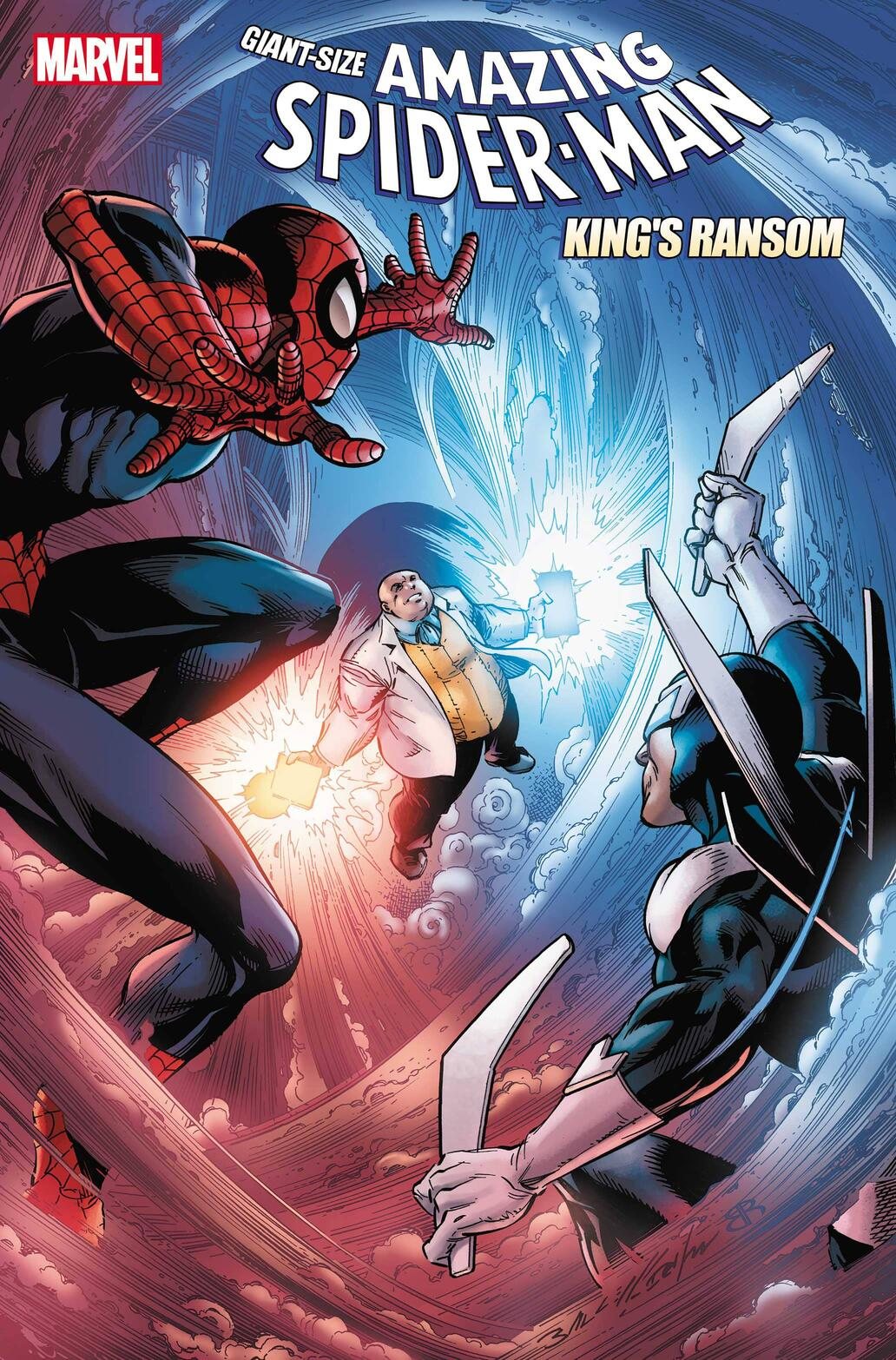 Giant-Size Spider-Man King's Ransom