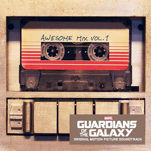Guardians of The Galaxy Soundtrack - Guardians of the Galaxy Awesome Mix Vol.1