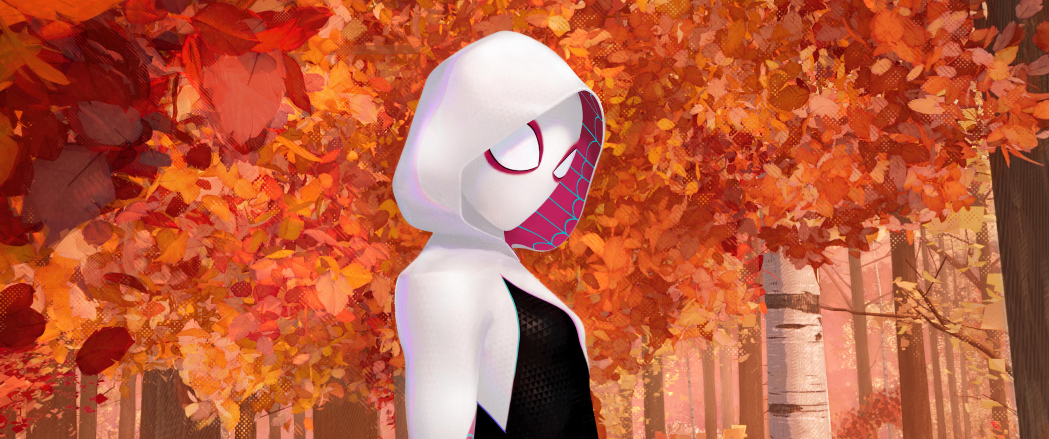 Spider-Gwen in Into the Spider-Verse