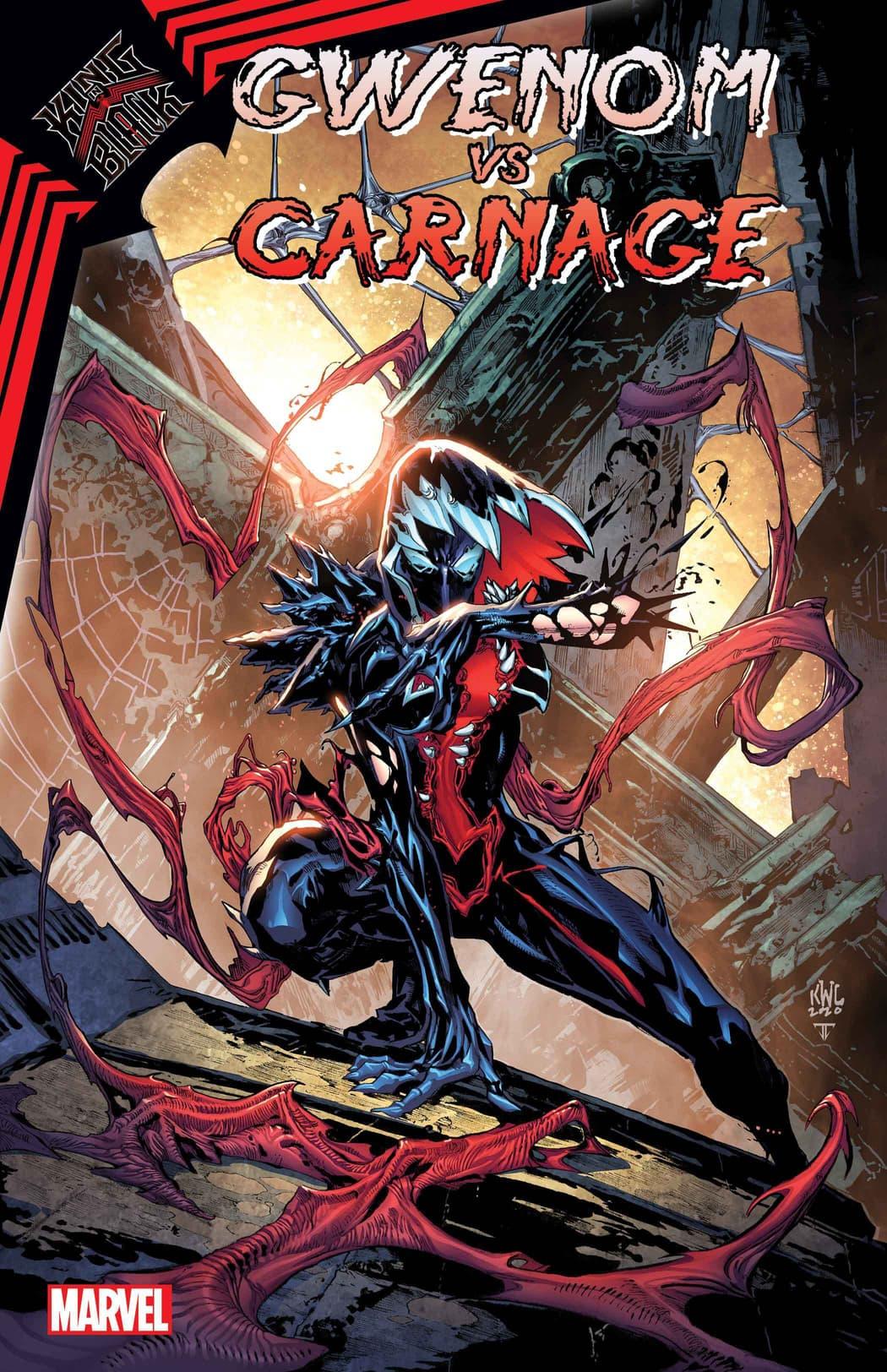 Gwenom vs Carnage
