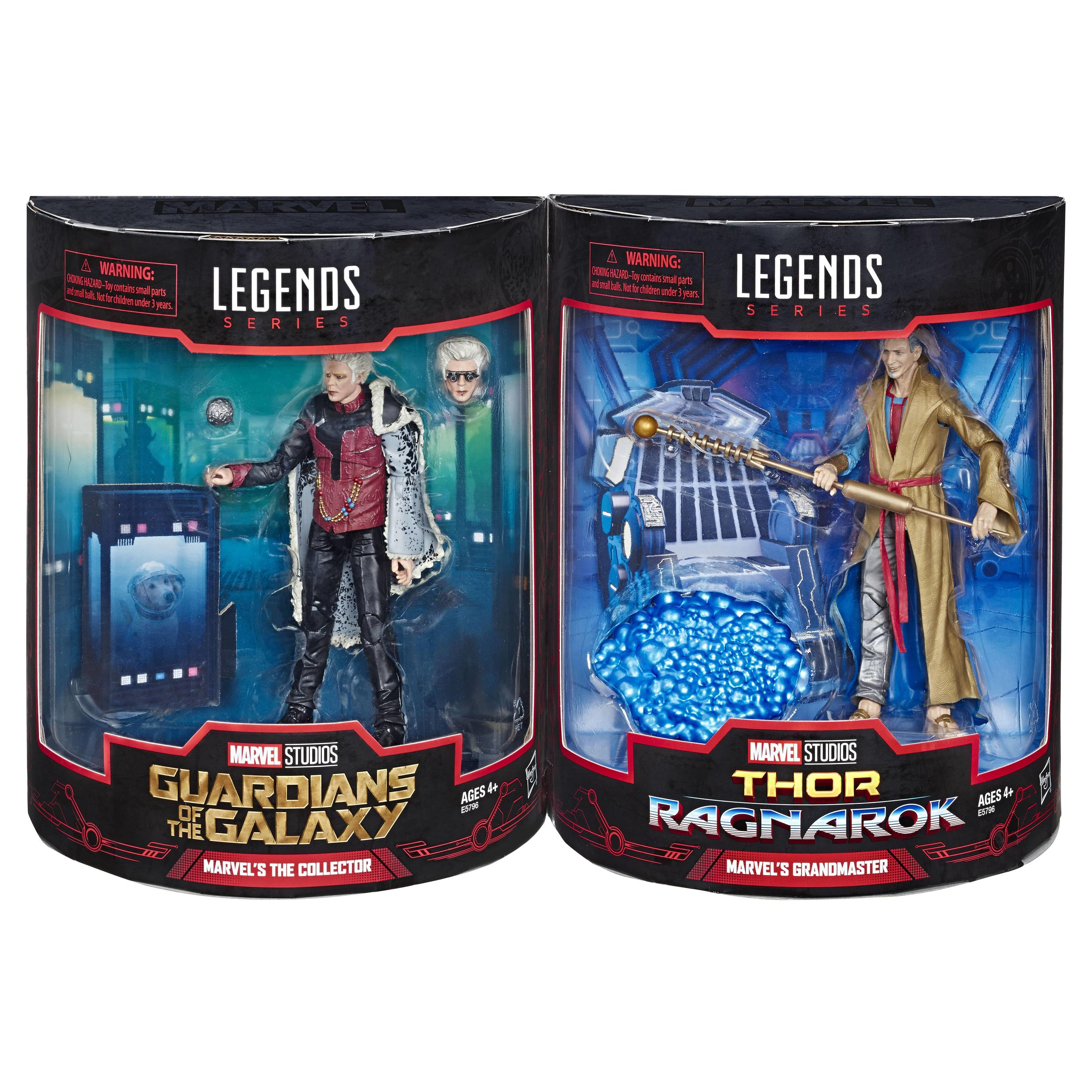 Hasbro Marvel Legends Collector and Grandmaster