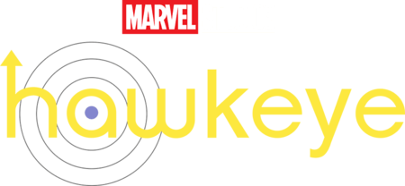 Marvel Studios' Hawkeye Disney+ Plus TV Show Season 1 Logo