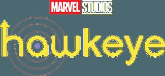 Marvel Studios Hawkeye Disney Plus TV Show Season 1 Logo