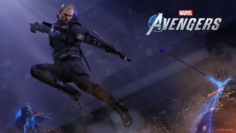Marvel's Avengers' WAR TABLE Reveals Hawkeye As Playable Character | Marvel
