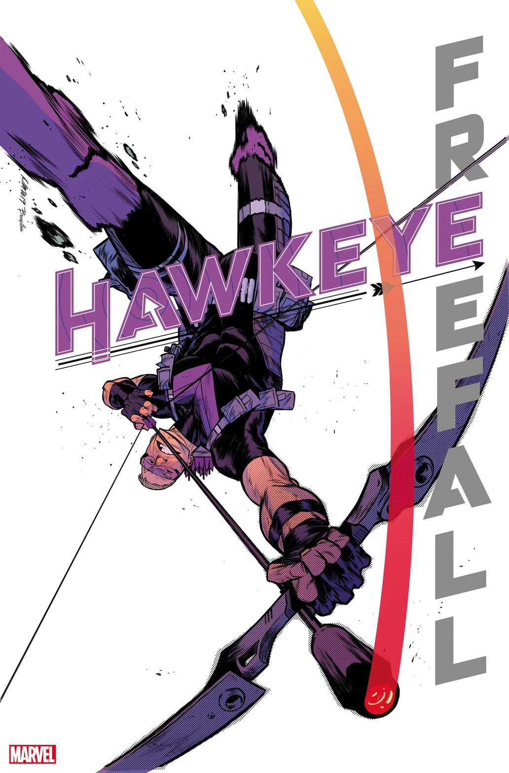 HAWKEYE: FREEFALL #1