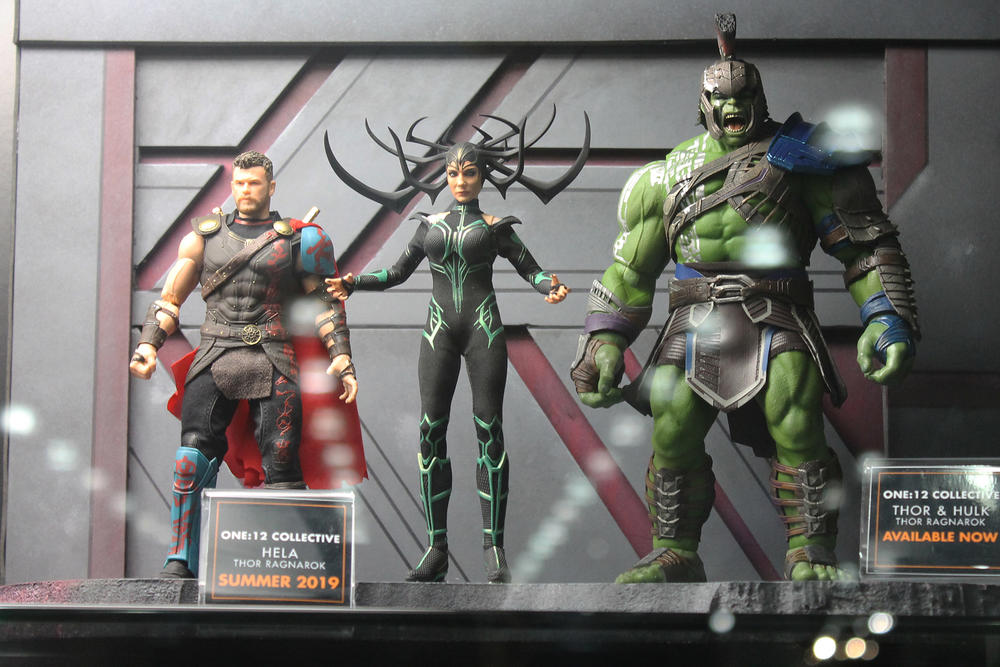 Toy Fair 2019: Mezco's One:12 Collective Marvel Line Expands