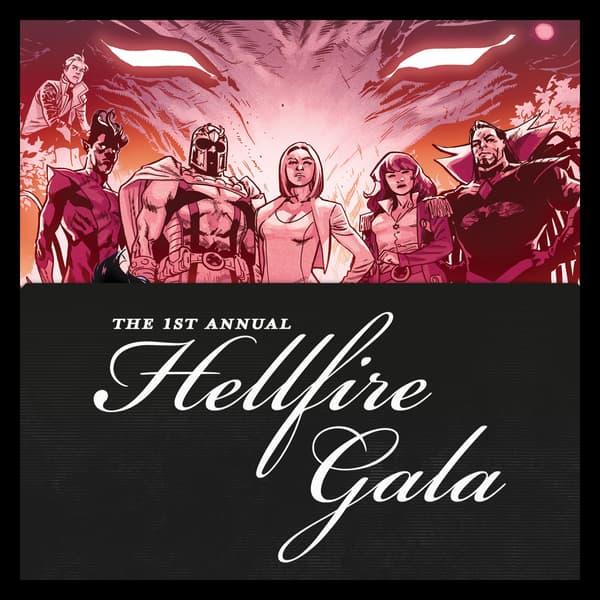 Hellfire Gala Invitation