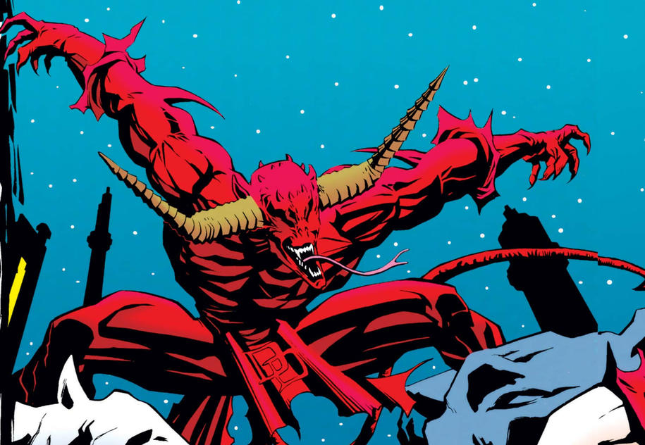 Hellspawn in Daredevil