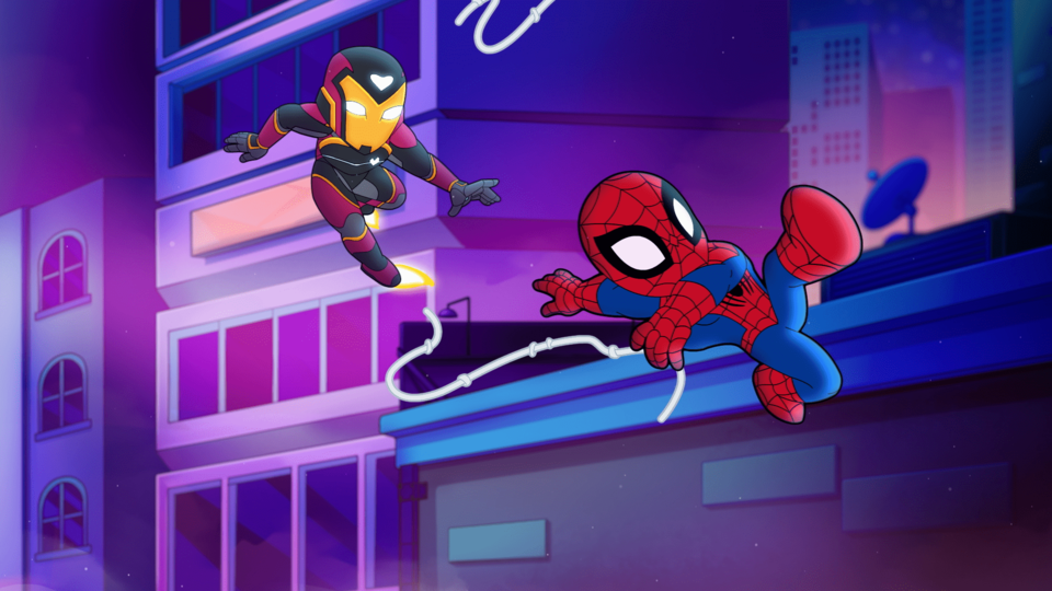 Channel Your Inner Art Powers With 'Marvel Super Hero Adventures' Coloring  Pages Marvel