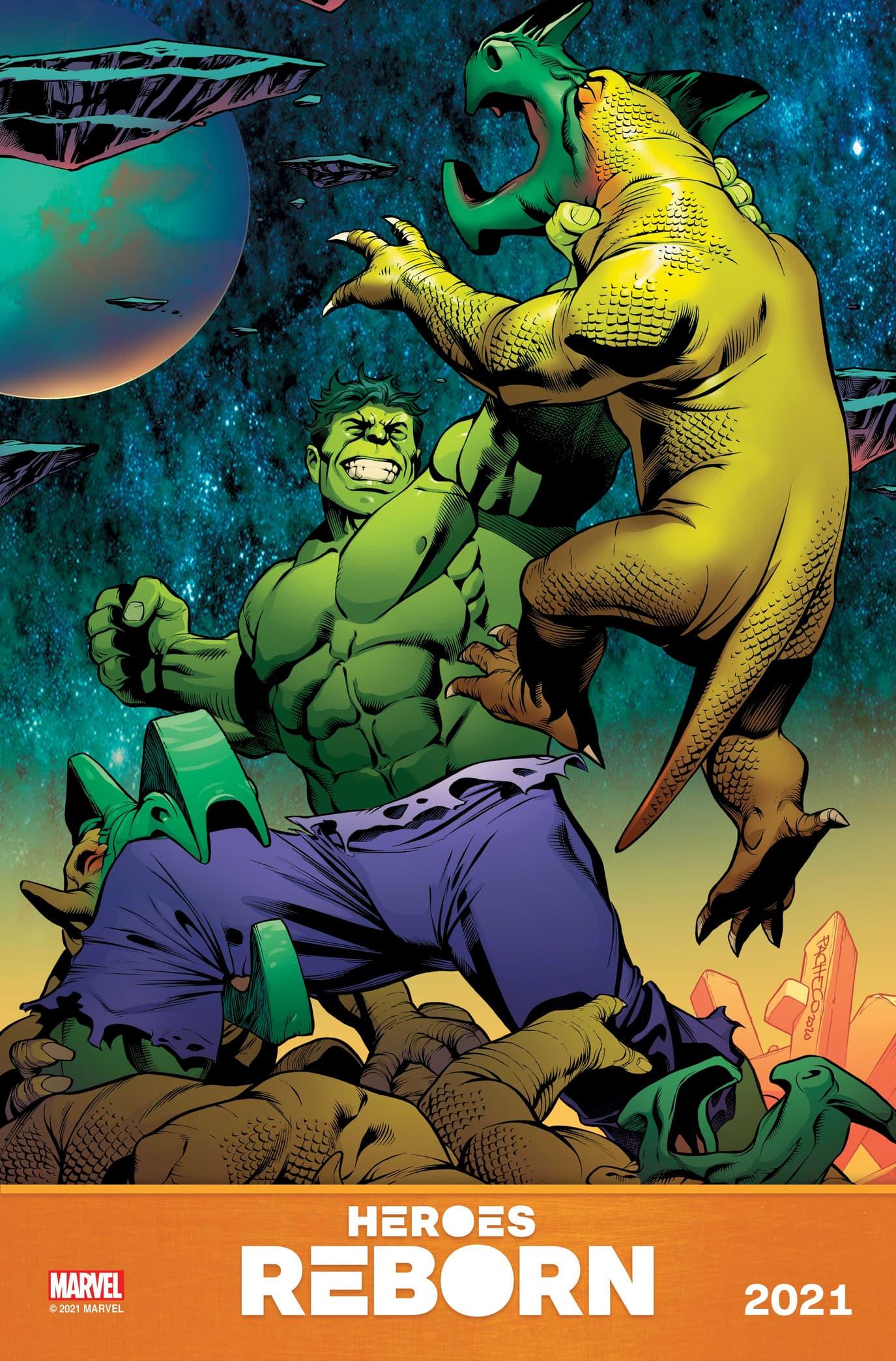Heroes Reborn Hulk