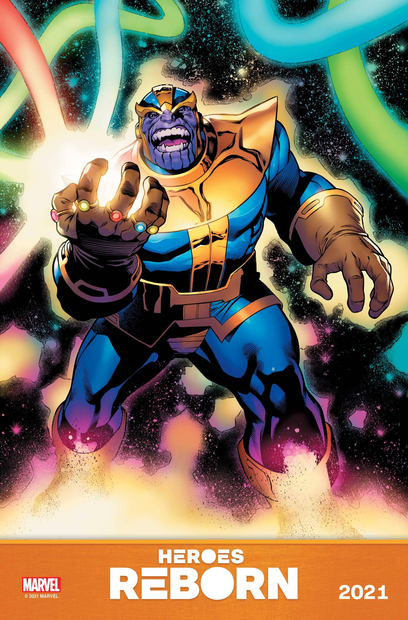 Heroes Reborn Thanos