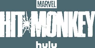 Marvel's Hit-Monkey Hulu TV-Show Season 1 Logo