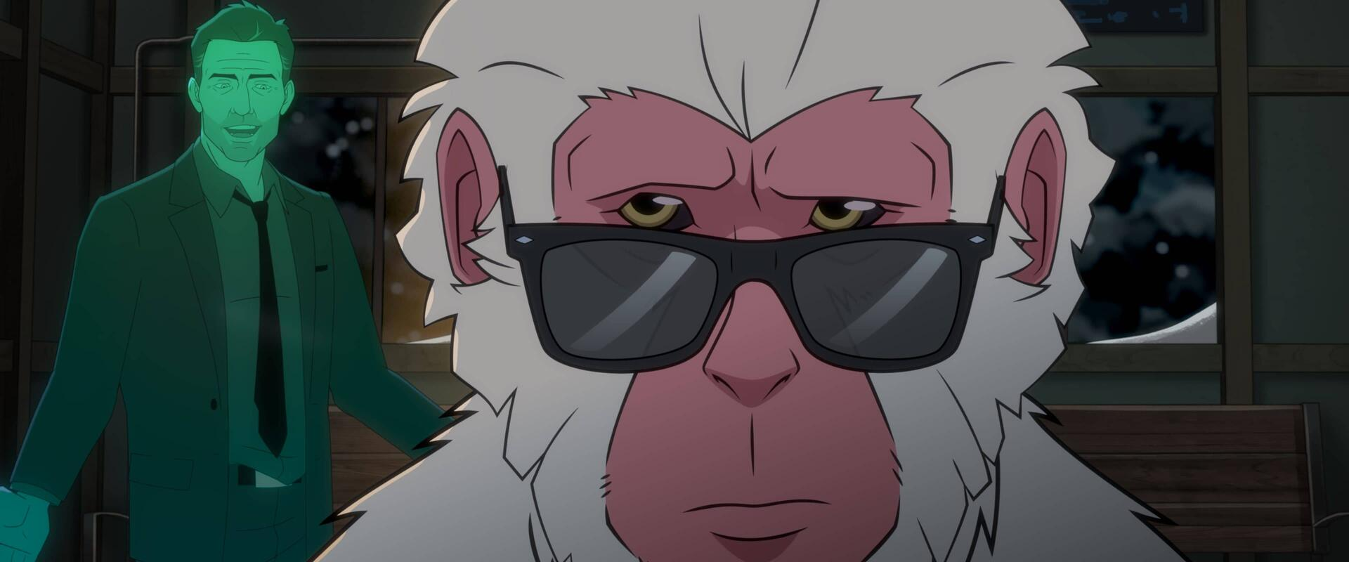 Hit-Monkey' Premieres November 17 On Hulu | Marvel
