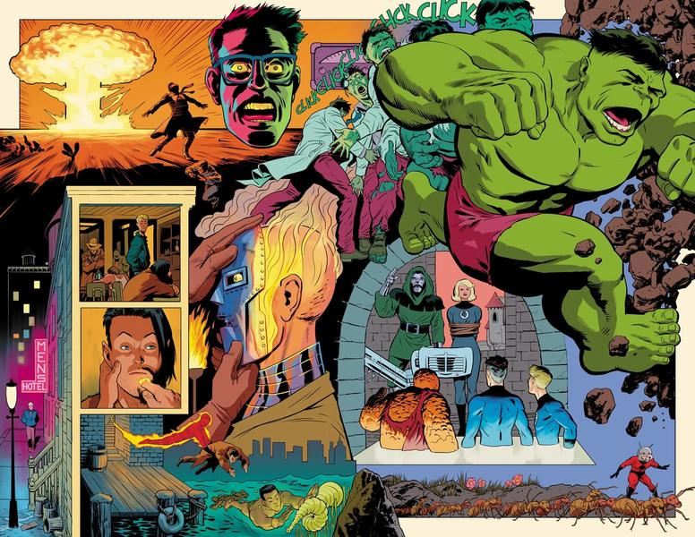 Pages from History of the Marvel Universe #3