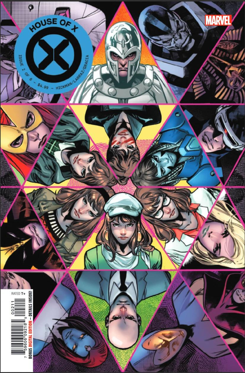 House of X #2