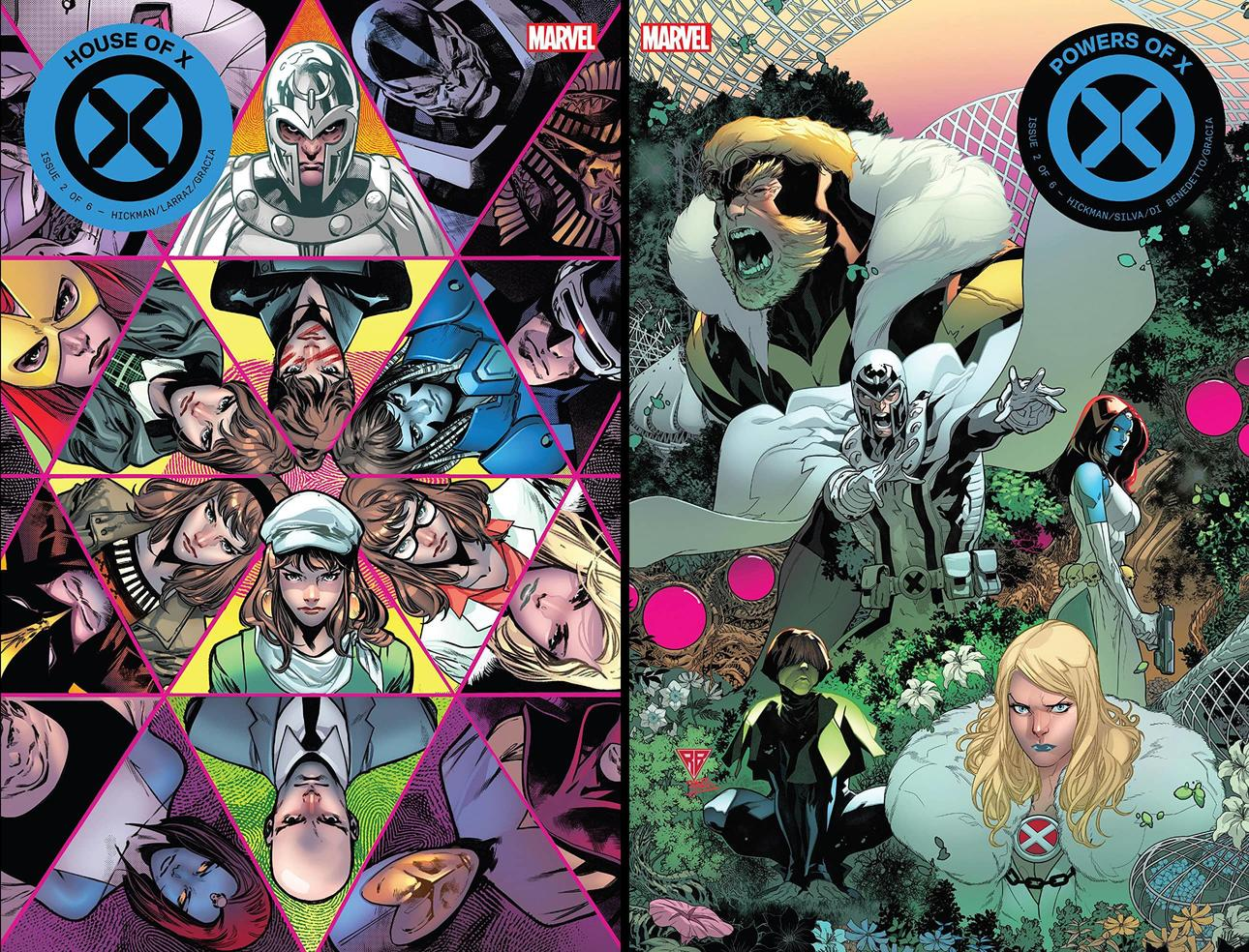 HOUSE OF X #2/POWERS OF X #2