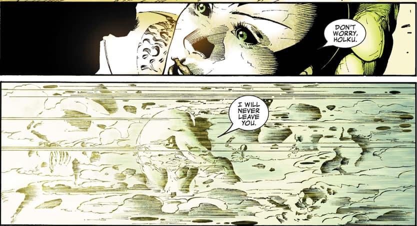 Hulk loses Caiera