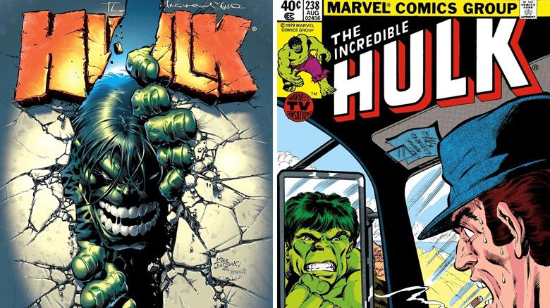 Hulk covers