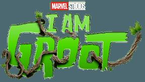 Marvel Studios I Am Groot Disney Plus TV Show Season 1 Logo