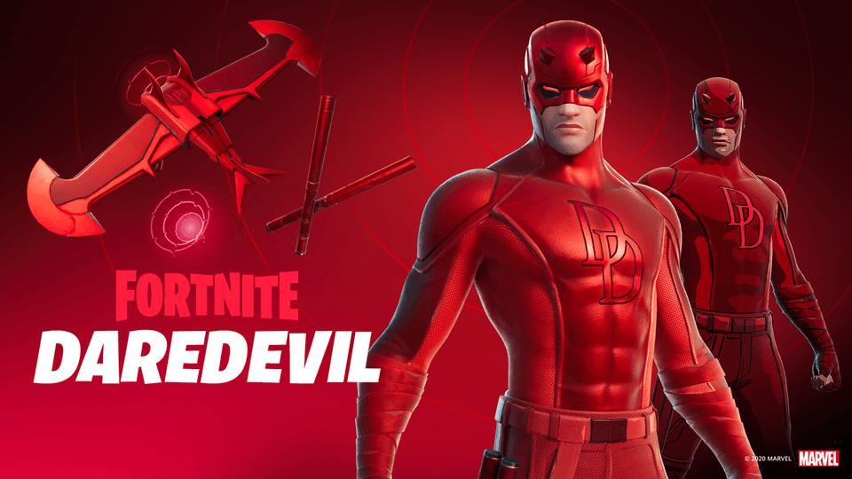Fortnite - Daredevil