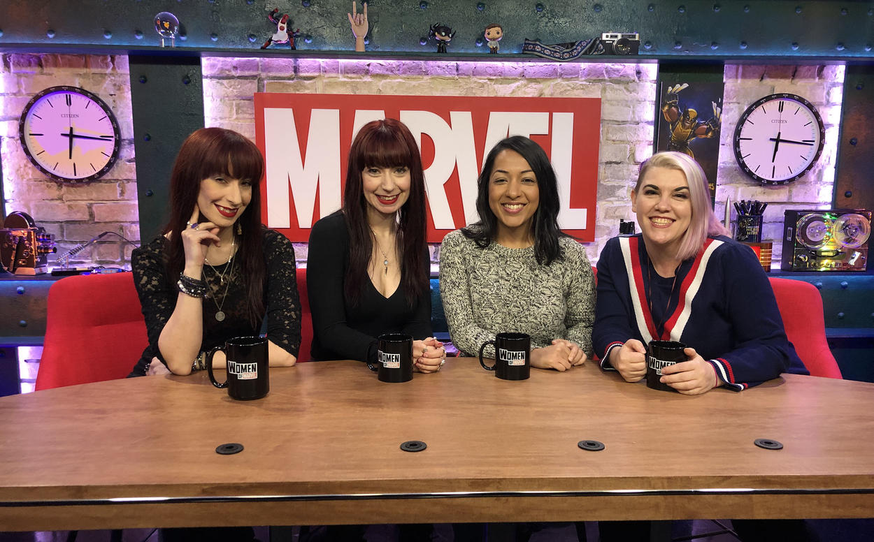 The Soska Sisters on Women of Marvel
