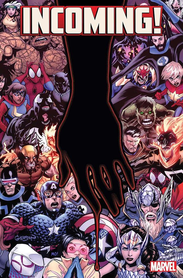 'Incoming': Have a Sneak Peek at the Mystery That Will Rock the Marvel Universe to Its Core