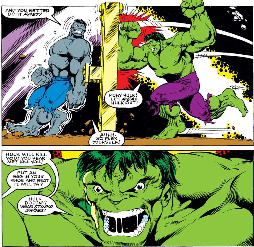Incredible Hulk #375