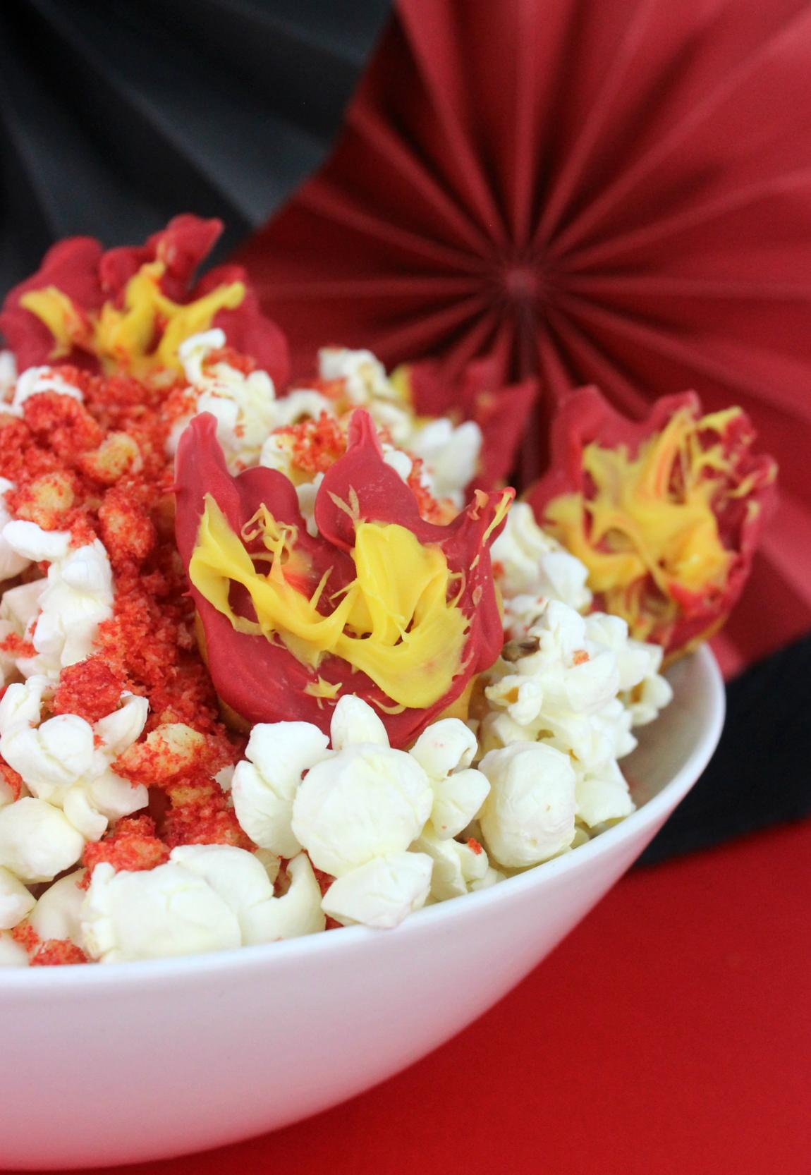 Inferno Sweet & Spicy Popcorn
