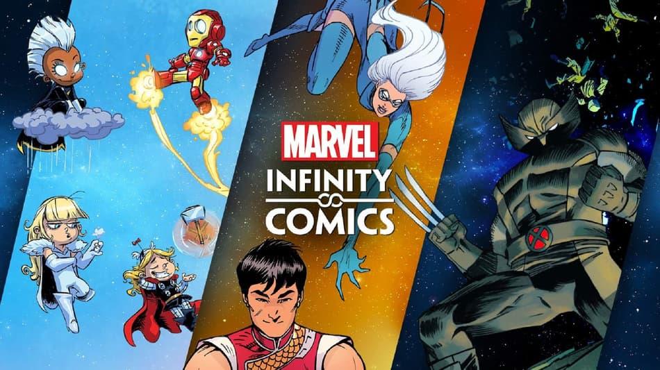Introducing Marvel's Infinity Comics!